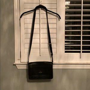 Black Kate Spade crossbody bag!